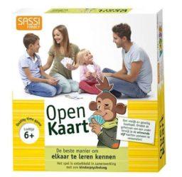 cover - open kaart