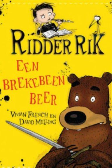 cover - ridder rik een brekebeen beer