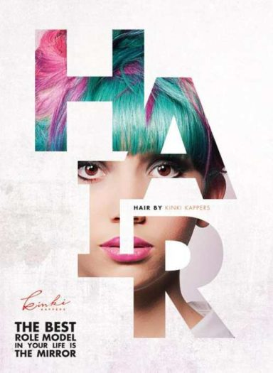 hair by kinki kappers - cover
