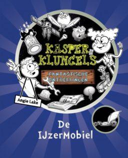 Cover Kasper Klungels: De ijzermobile