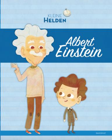 Albert Einstein cover