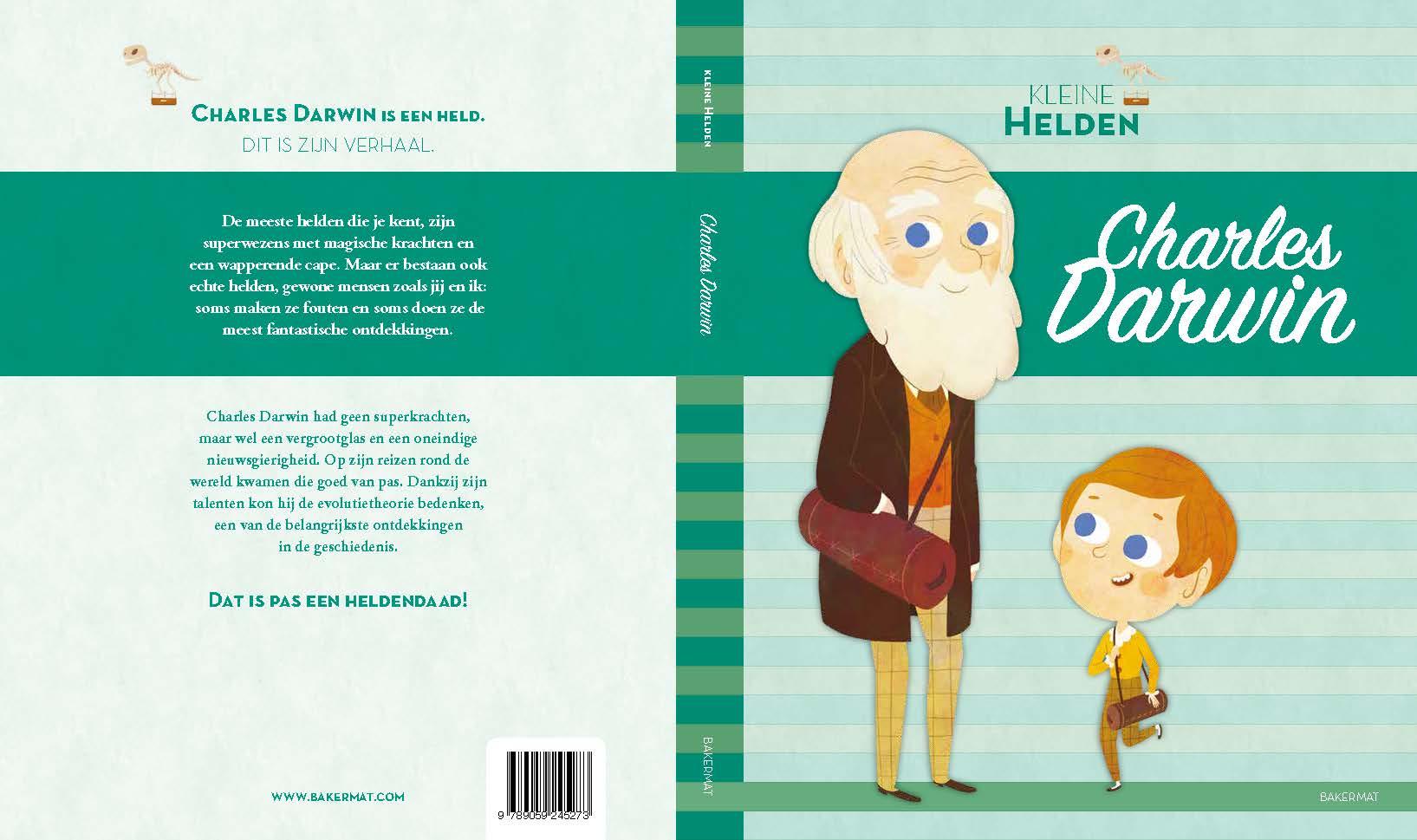 Darwin volledige cover