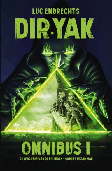 Dir-Yak omnibus: cover