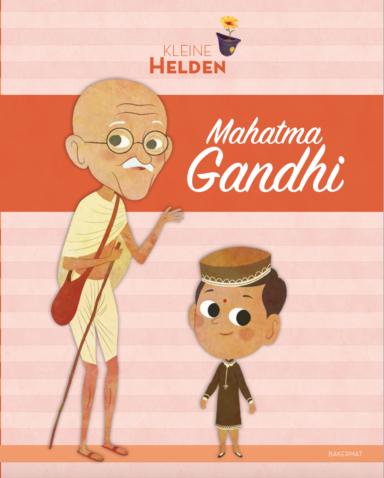 Mahatma Ghandi cover