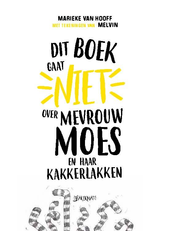 Mevrouw Moes - titelblad