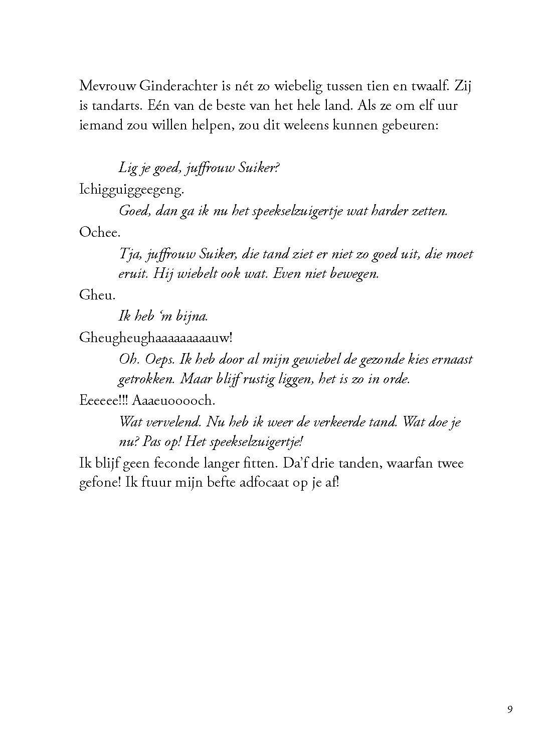Mevrouw Moes pagina 5