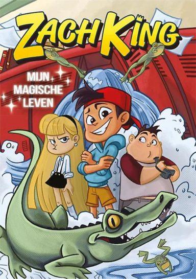 Cover Zach King - Mijn magische leven