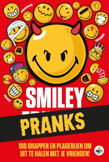 Smiley pranks cover