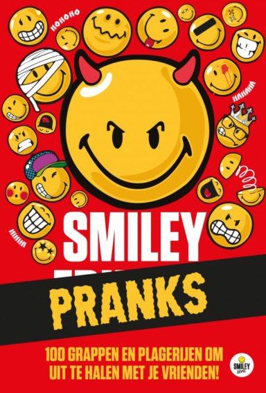 Smiley pranks cover