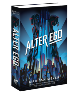 Alter Ego Marissa Meyer