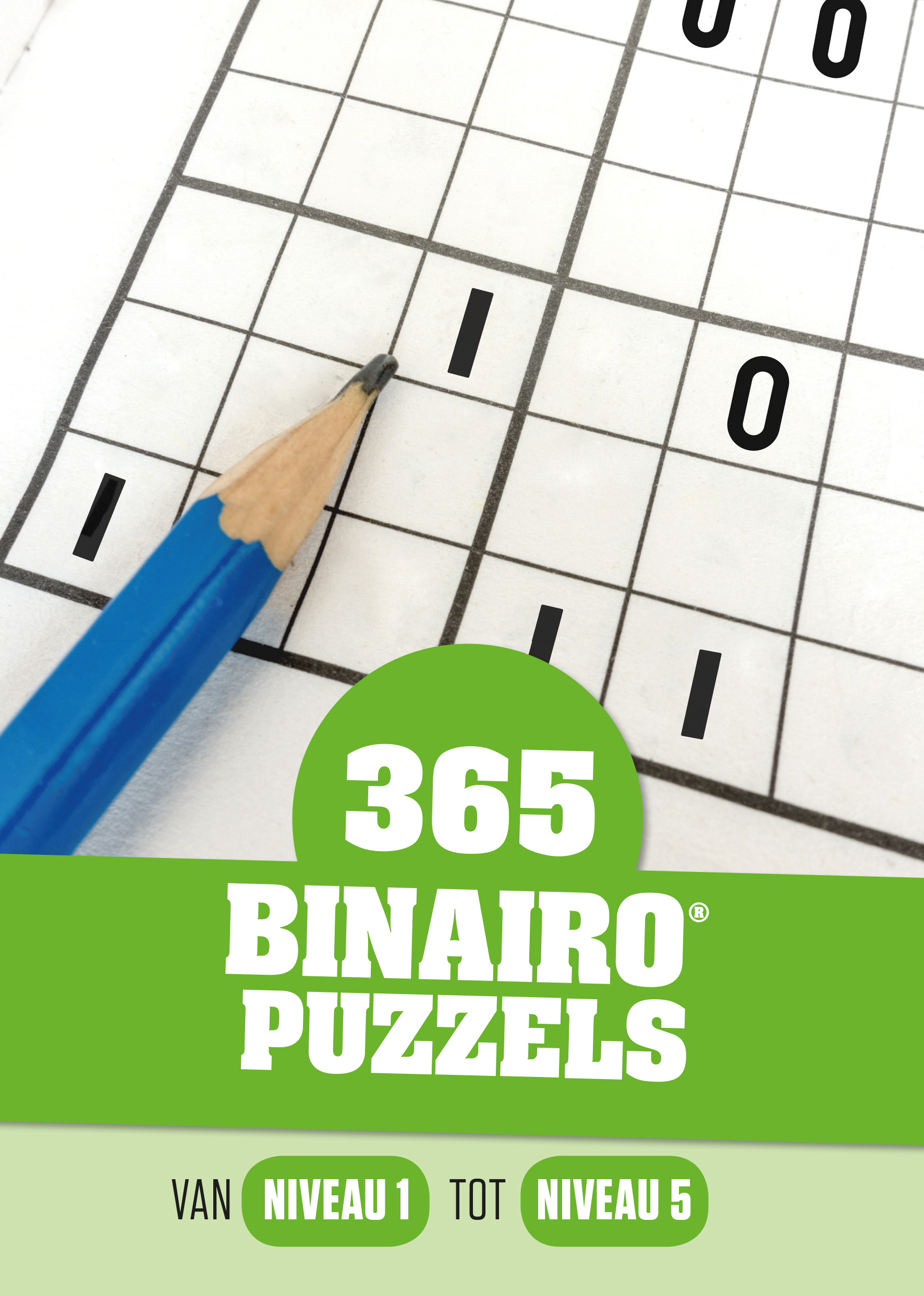 365 BINAIRO PUZZELS COVER