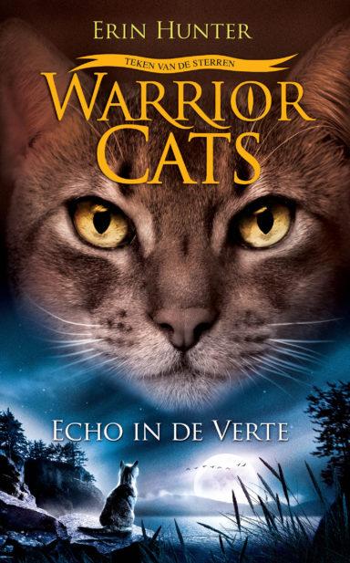 Warrior Cats Echo in de verte cover