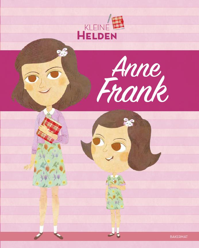 Kleine helden Anne Frank