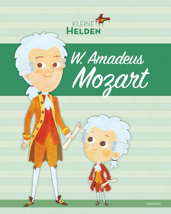Kleine helden - Mozart cover