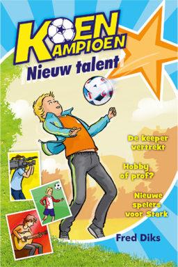 Nieuw talent cover