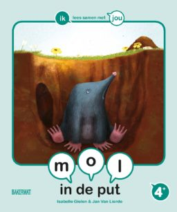 Mol in de put cover