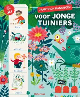 Handboek voor jonge tuiniers cover