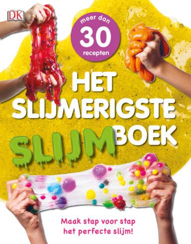Slijmboek cover