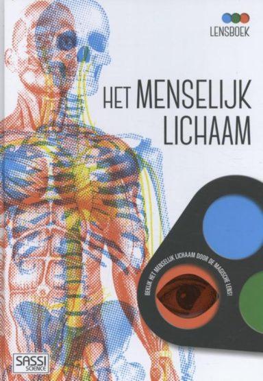 Lensboek menselijke lichaam cover