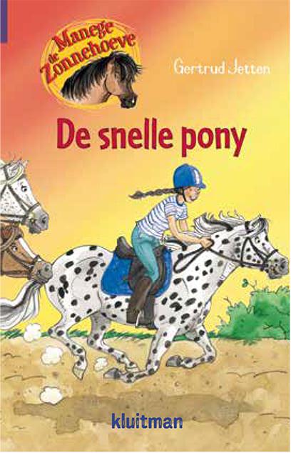 De snelle pony cover