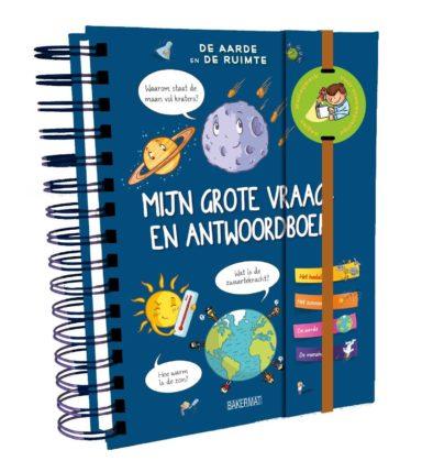 Grote vraag en antwoordboek: de aarde