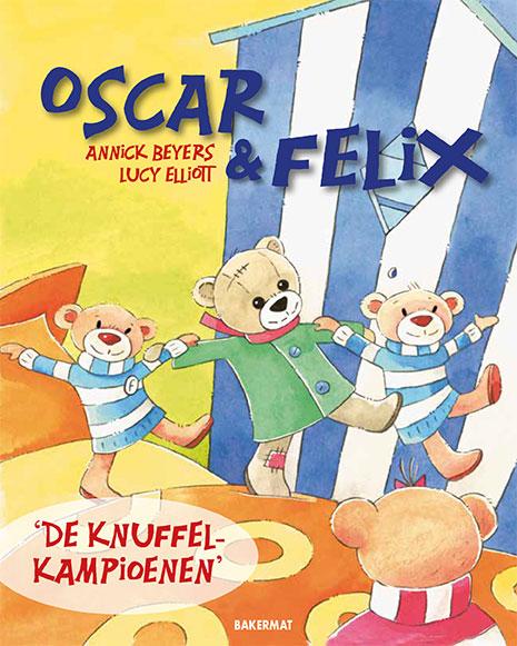 Oscar & Felix de knuffelkampioen cover