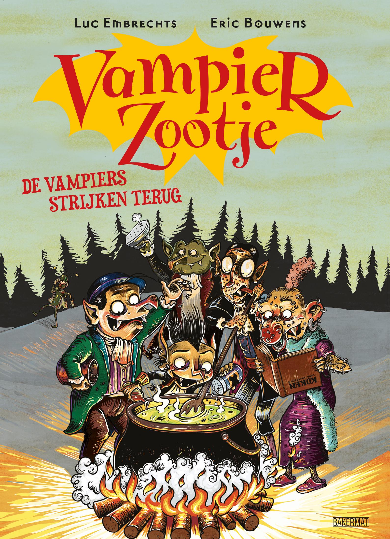 vampierzootje_de vampiers strijken terug_cover