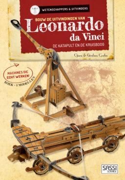 De uitvindingen van Leonardo da Vinci cover