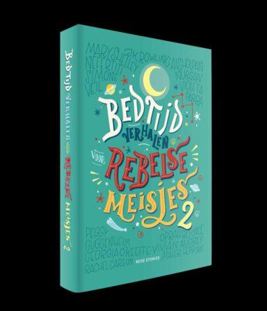 Bedtijdverhalen voor rebelse meisjes 2 cover