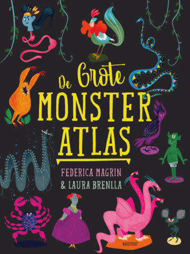 Cover Grote Monster Atlas