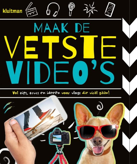 Maak de vetste video's cover