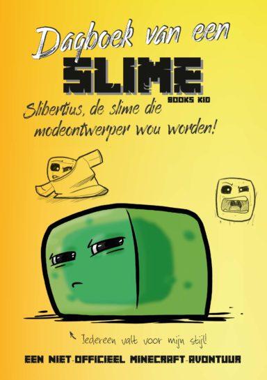 Dagboek van een Slime cover