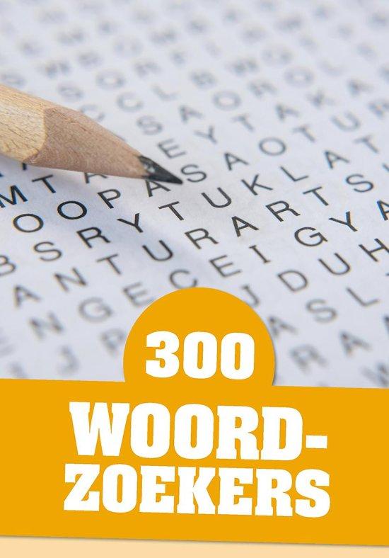 300 woordzoekers