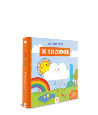 Mijn schuifboekje: de seizoenen