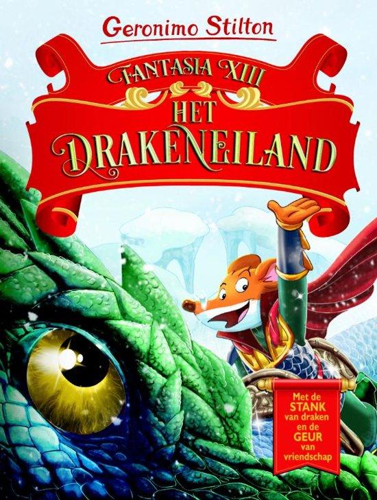 Het drakeneiland cover