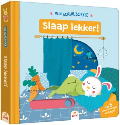 Mijn schuifboekje: Slaap lekker!