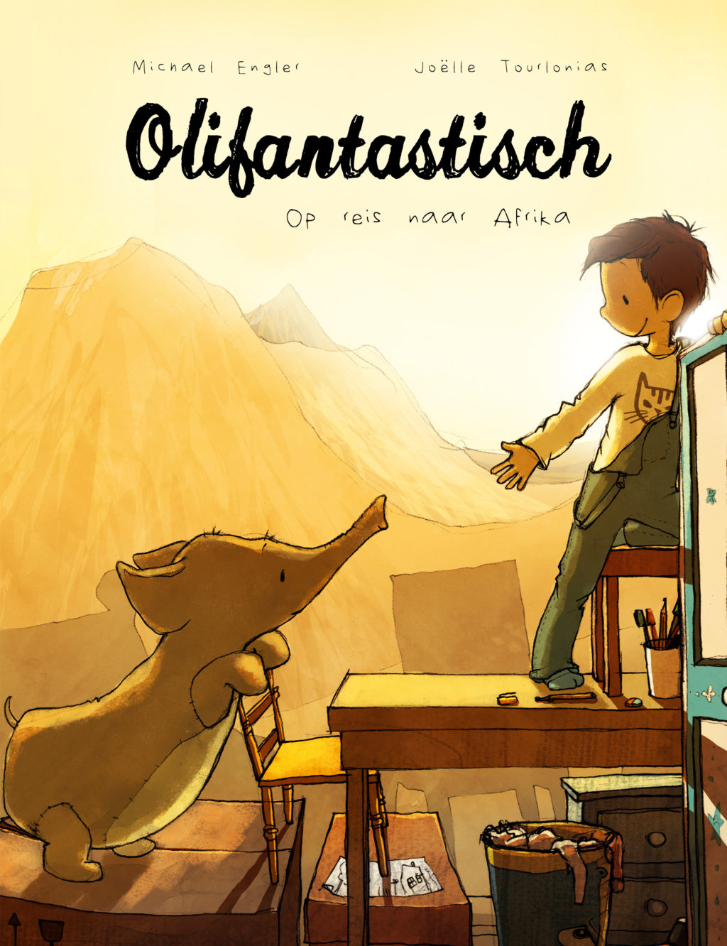 Olifantastisch cover