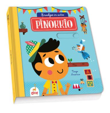 Sprookjes in actie Pinokkio