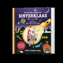 Het heerlijke avondje van Sinterklaas