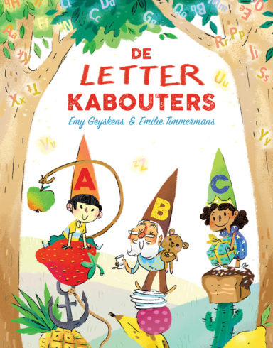 De letterkabouters cover