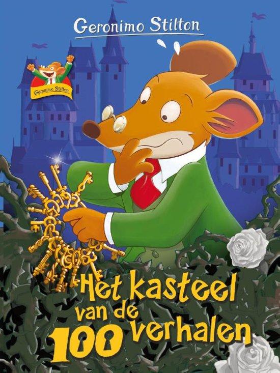 Het kasteel van de 100 verhalen cover
