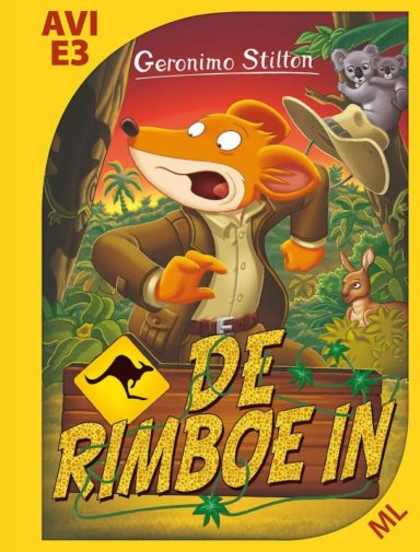 De rimboe in Geronimo Stilton