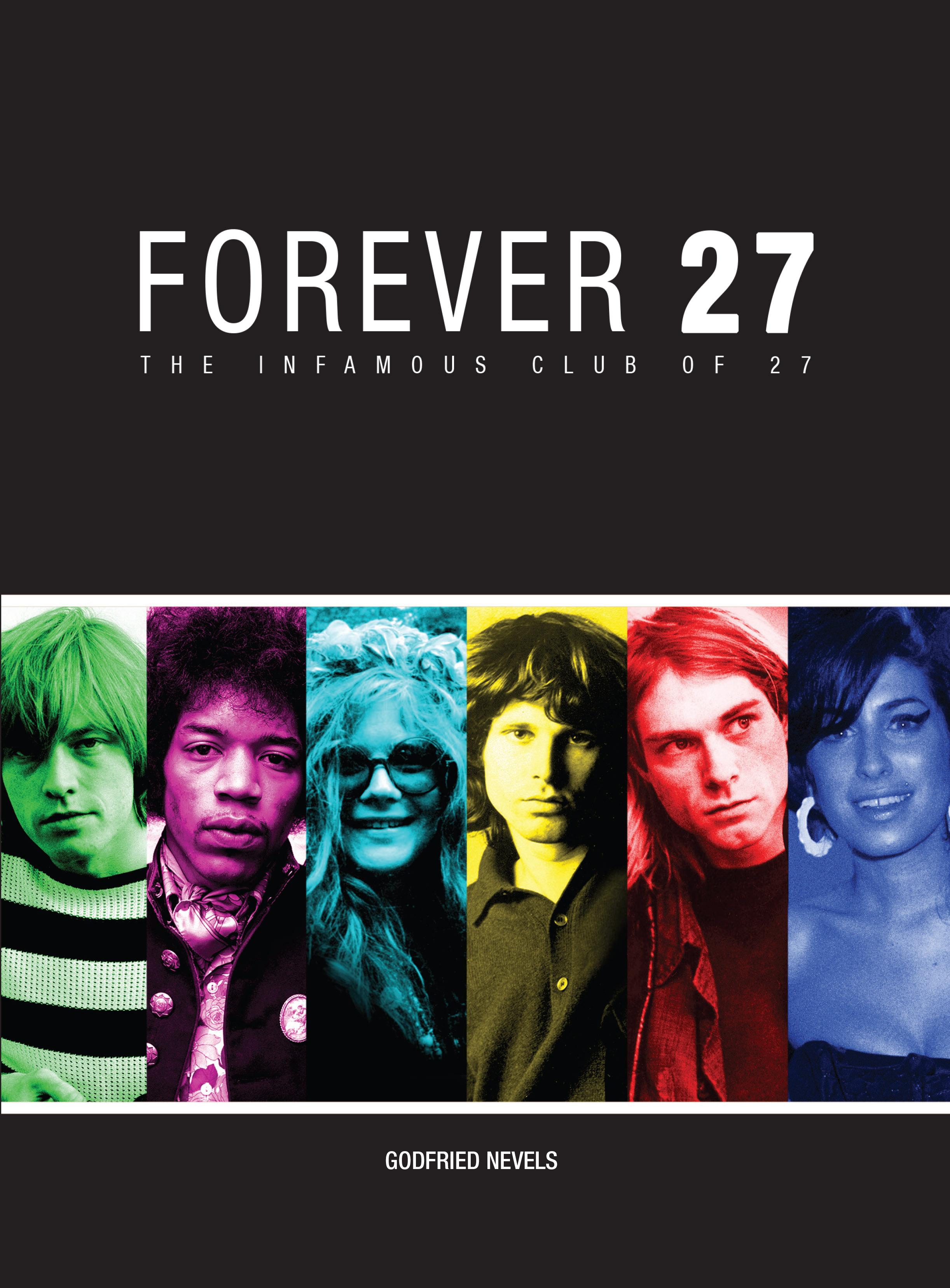 Forever 27 - Cover 2D