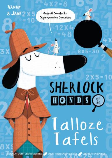 Sherlock Honds en de Talloze Tafels