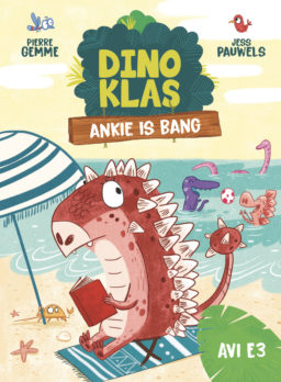 Dinoklas Ankie is bang