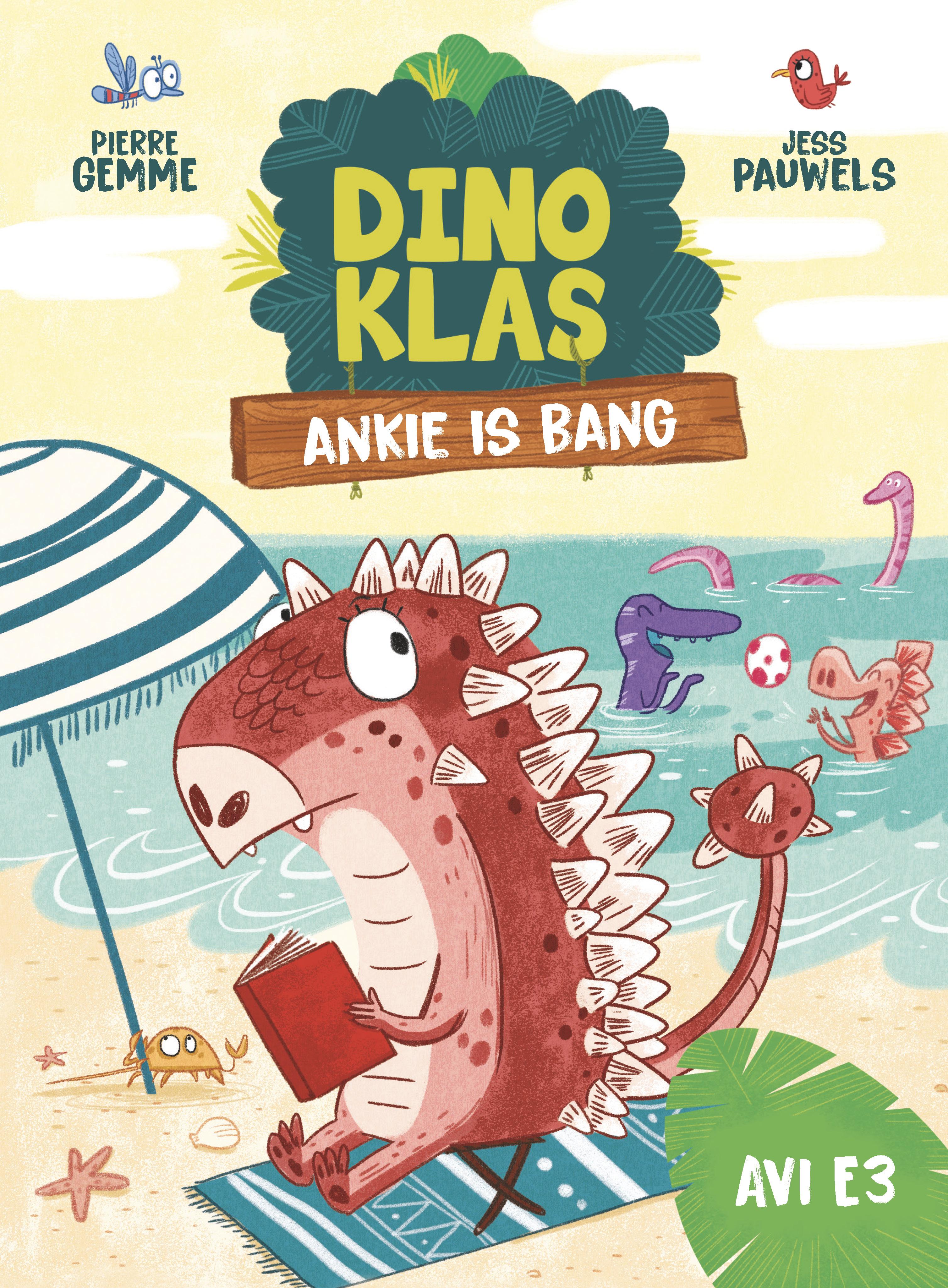 Dinoklas Ankie is bang