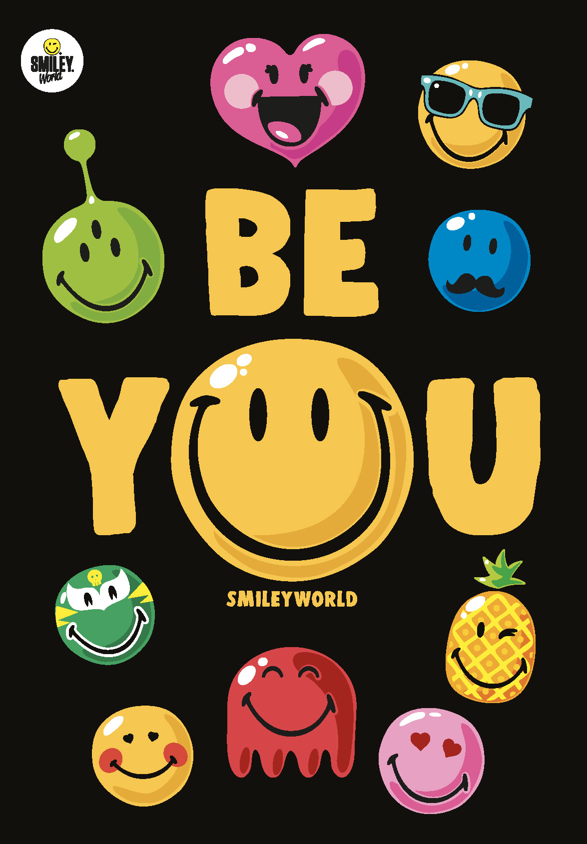 Smiley Doe Dagboek Be You