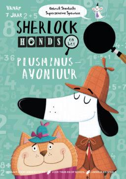 Cover van Sherlock Honds en het Plusminus avontuur