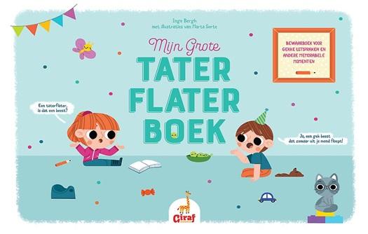 Cover van Mijn grote taterflaterboek