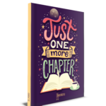 Notitieboek Just one more chapter
